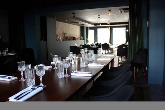 Restaurant : Les Bonimenteurs  - salle accueillant des groupes -   © karine jaffrelot