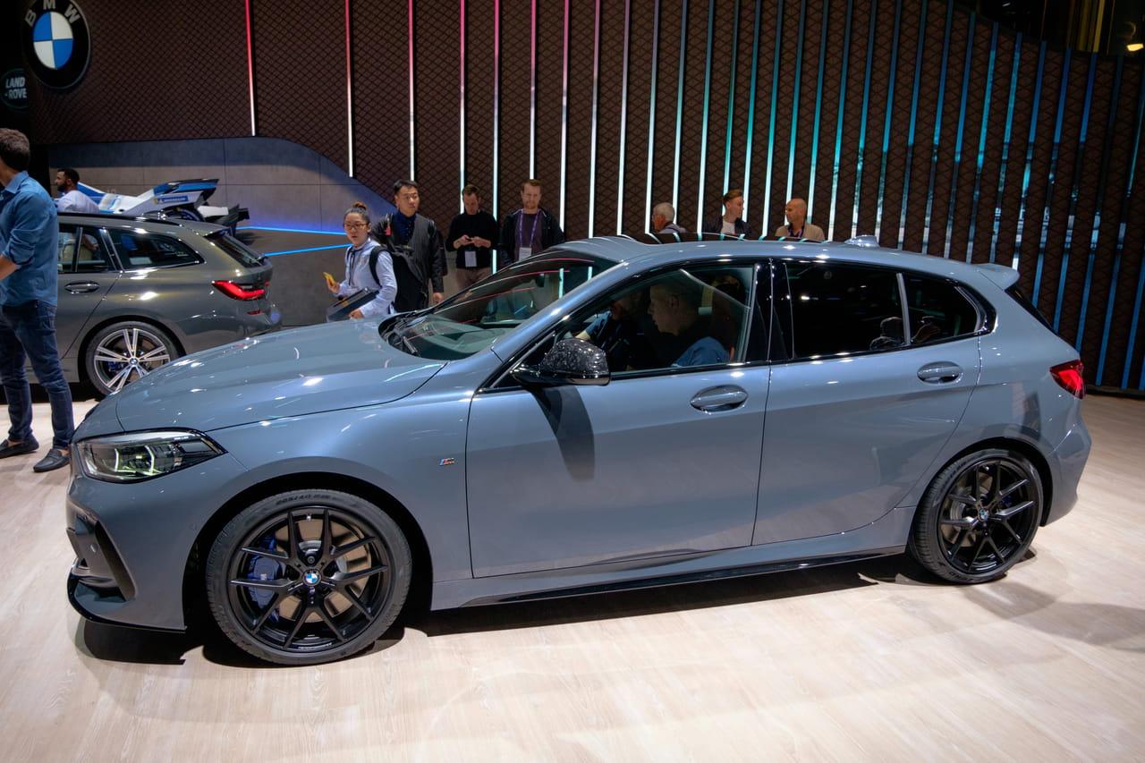 BMW Série 1: notre avis sur la Serie 1au Salon de Francfort [photos, prix]