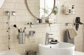 Des produits malins pour aménager une petite salle de bains