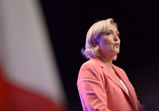 La fille de Marine Le Pen agressée: les suspects ont 32et 47ans