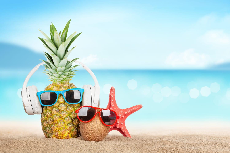 Les meilleures chansons pour la plage: la playlist