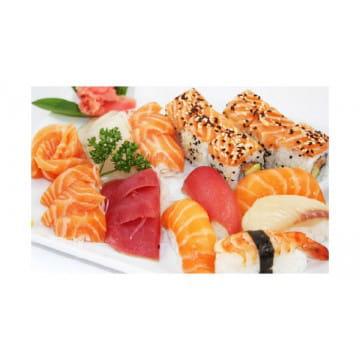 Plat : Siki Sushi   © siki sushi