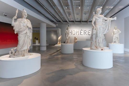 Louvre-Lens: un périple dans l'univers d'Homère