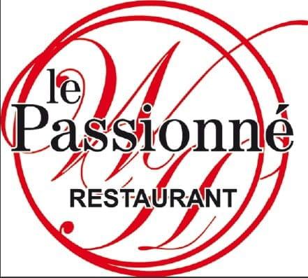 Le Passionné  - Logo -   © Restaurant le Passionné