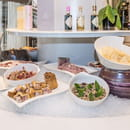 , Restaurant : Le Servan  - Voici le buffet du restaurant Le Servan -   © Golden Tulip Sophia