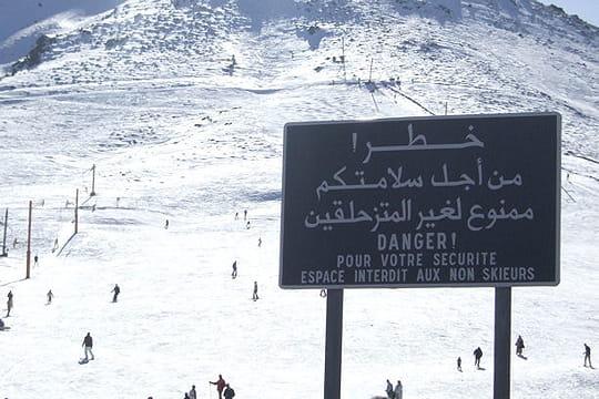 Oukaimeden au Maroc