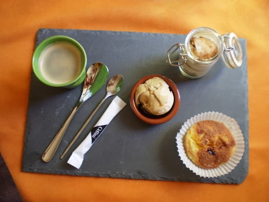 Com' Chez  Soi  - café gourmand -