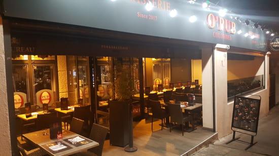 Restaurant : O'Pub Colombes  - Notre façade -   © NON
