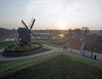 L'Europe vue du ciel : Les Pays-Bas