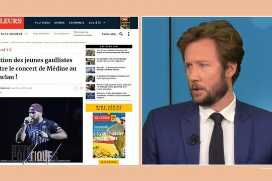 """Boris Vallaud sur Médine: """"Le Bataclan doit être une sorte de sanctuaire"""""""