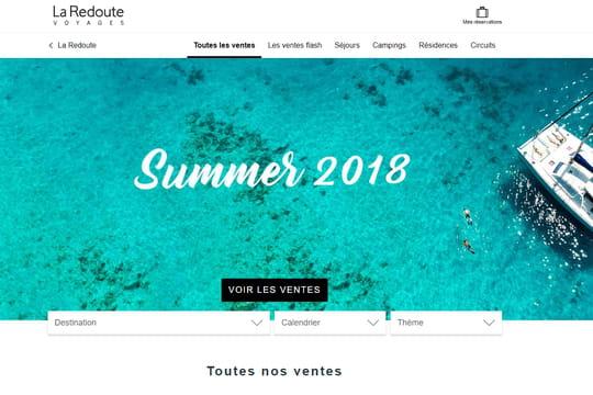 La Redoute Voyages: quels prix et quelles destinations?