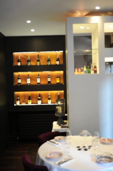 L'Eveil des Sens  - intérieur restaurant -