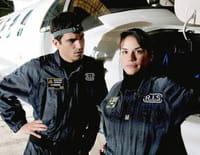R.I.S. Police scientifique : Cercueil volant