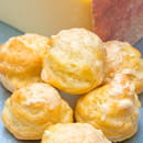 Les Frenchies  - Gougères au fromage -   © JG