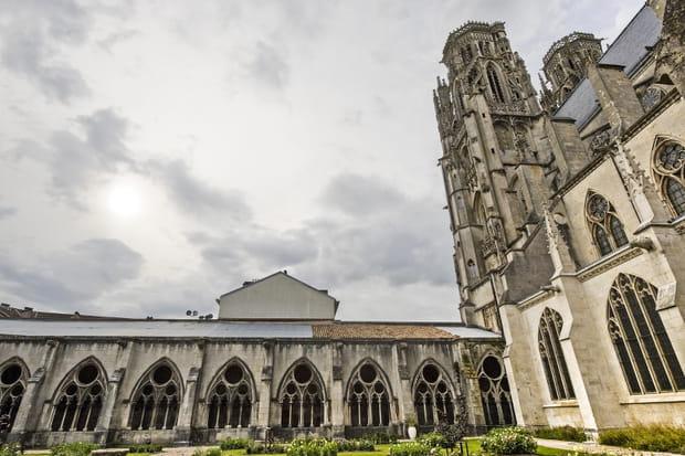La cathédrale Saint-Étienne de Toul