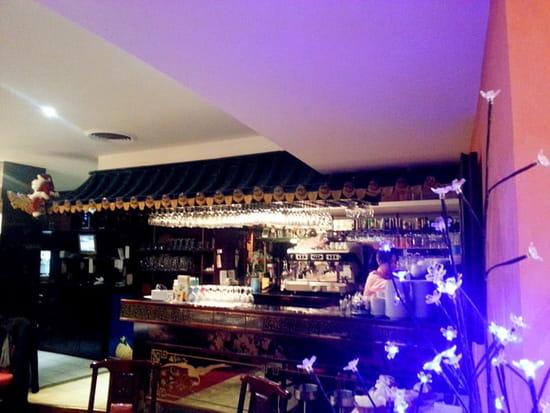 La Table Saint Germain  - bar -   © la table saint germain