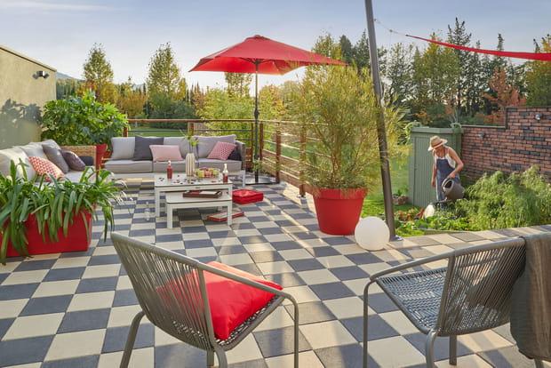Les meilleures options pour le revêtement de votre terrasse