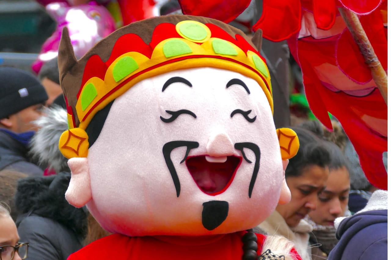 Nouvel An Chinois2019: horoscope du signe chinois, défilé à Paris