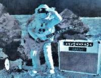 La pop a marché sur la Lune