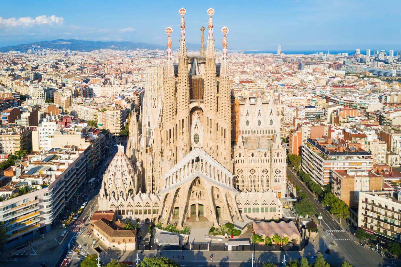 Sagrada Familia à Quel Prix Visiter La Célèbre Basilique De Barcelone
