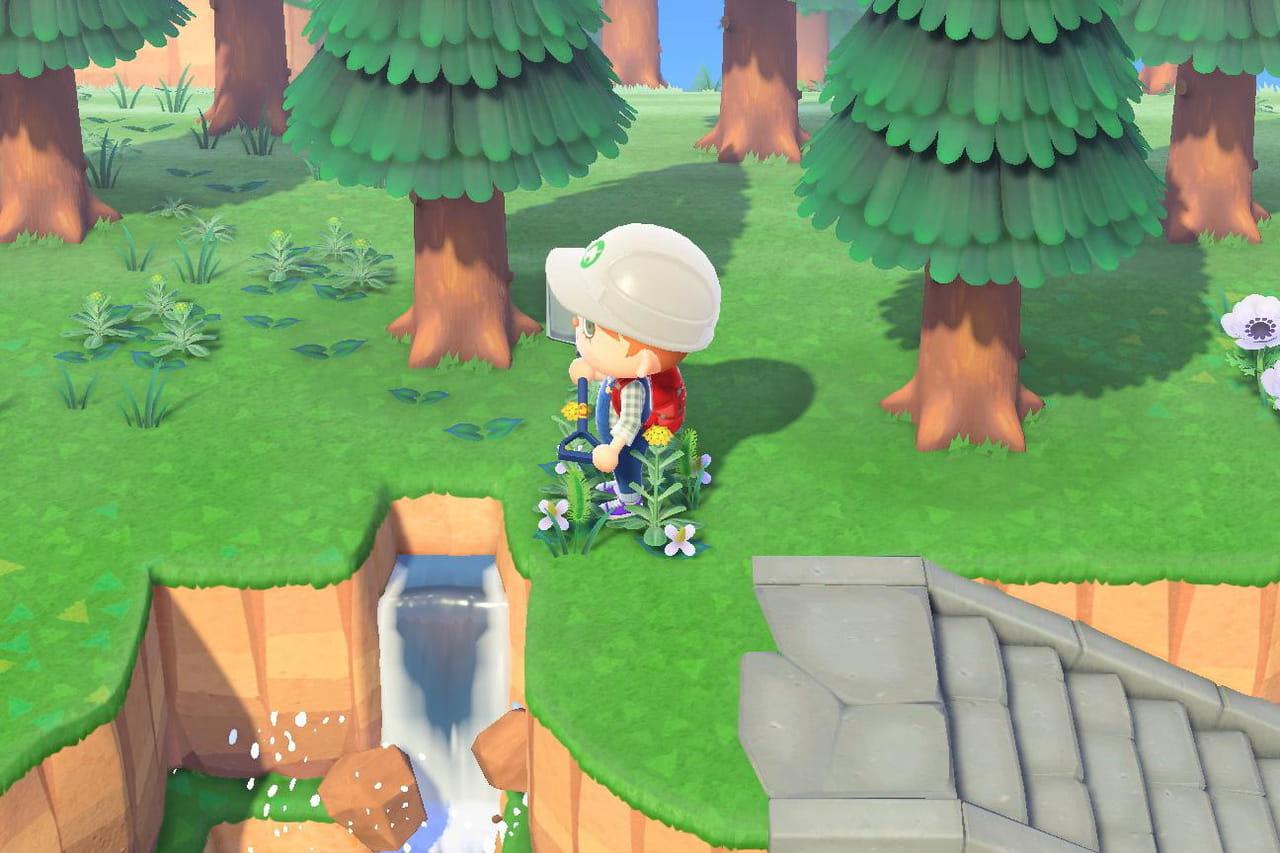 Animal Crossing New Horizons: comment attraper des scorpions?