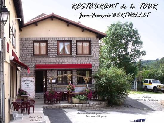 restaurant de la tour restaurant de cuisine traditionnelle chambles avec linternaute. Black Bedroom Furniture Sets. Home Design Ideas