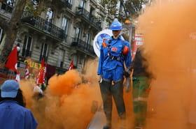 Manifestation du 16novembre: des tensions, faible participation