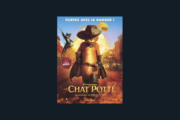 Le Chat potté - Photo 1