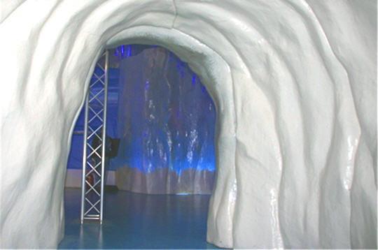 Passage de glace