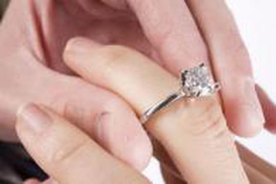 Choisir une bague de fiançailles