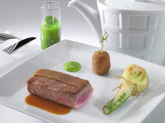 michel sarran restaurant gastronomique toulouse avec. Black Bedroom Furniture Sets. Home Design Ideas