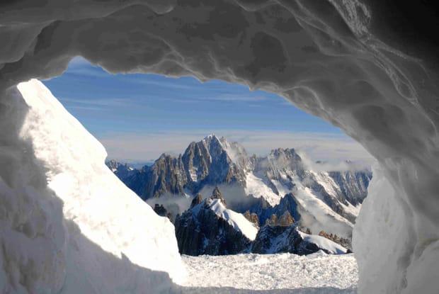 La montagne en hiver: les plus belles photos
