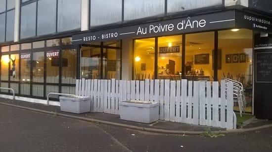 Au Poivre d'Ane  - le restaurant -