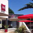 Restaurant : L'hibiscus  - Terrasse -