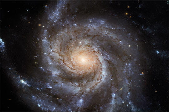 Galaxie spiralée