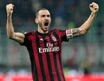 Football - Milan AC / Lazio Rome