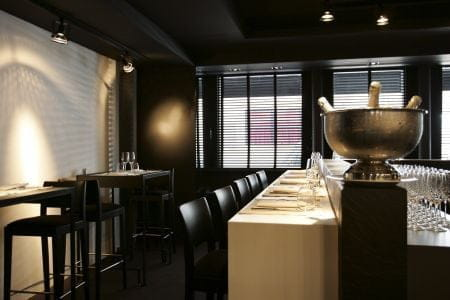 Le Chiberta  - Le bar du Chiberta -   © Stevens Fremont