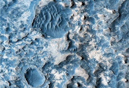 Hématites Mars