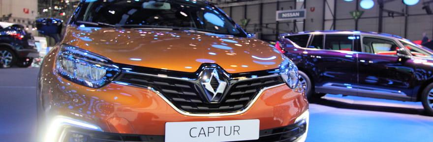 Nouveau Renault Captur restylé: les changements en images, toutes les infos [photos, prix, date, nouveautés]