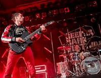 Muse en concert au Reeperbahn Festival 2018