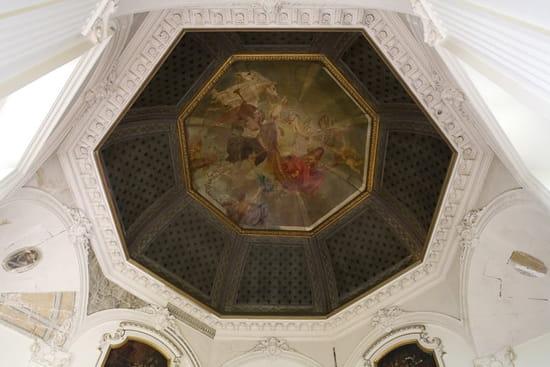 Pavillon Henri IV  - Salon Historique où naquit Louis XIV -   © Apicius