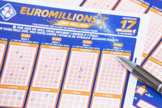 Résultat de l'Euromillion (FDJ): le tirage de ce mardi 8octobre et les gains