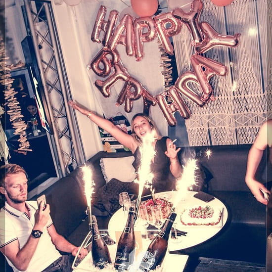 Restaurant : Le Paseo - Cocktail club & restaurant (Ex : LE SUD)  - Birthday night -   © Le Paseo - Cocktail club & Restaurant