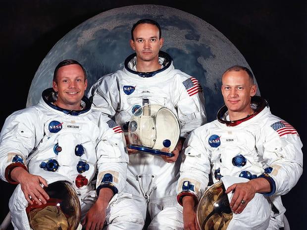 Les premiers hommes sur la Lune: le récit heure par heure