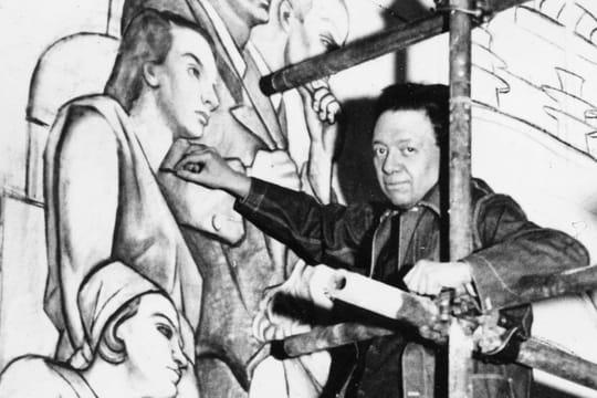 Diego Rivera: biographie du peintre mexicain, mari de Frida Khalo