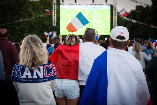 Ecran géant, fan zone: où voir la finale des Bleus ce dimanche?
