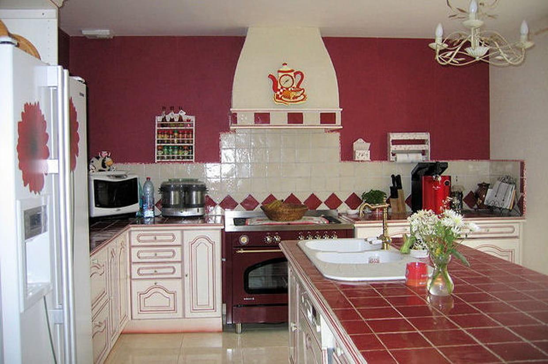 Une cuisine bicolore - Cuisine bicolore ...