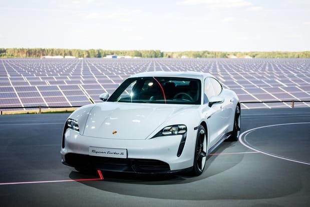Porsche fait sa révolution électrique
