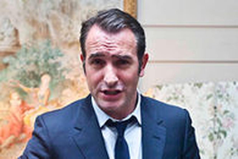 Jean dujardin un oh putain tr s parisien for Alexandre dujardin