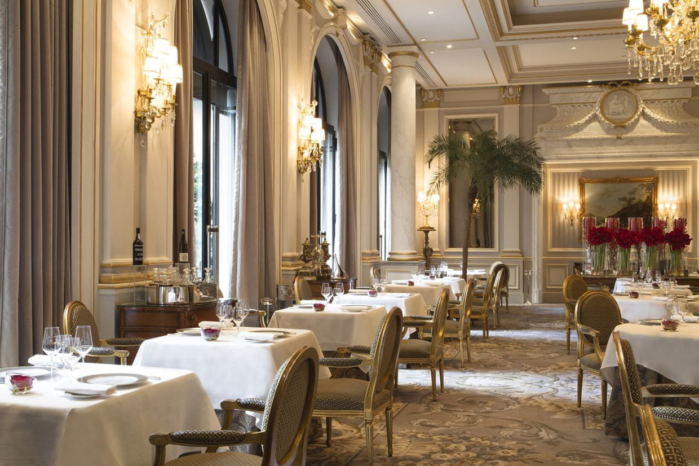 les plus beaux restaurants de paris